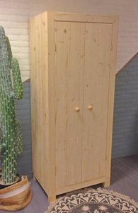 2-deurskast AMELAND 74/81cm breed