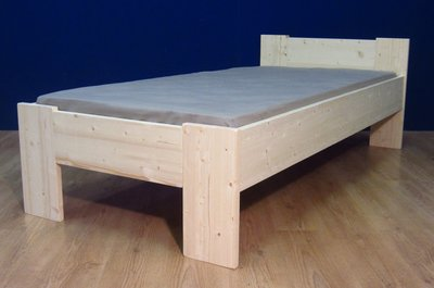 1-persoonsbed Harm C+A (houtdikte 2,8cm)