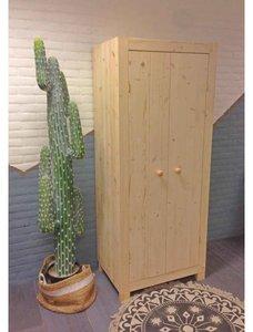 2-deurskast Ameland 74cm breed