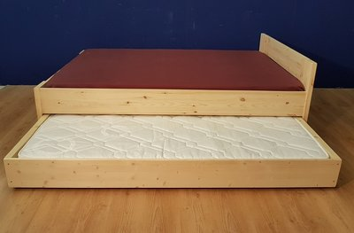 bed BRAM C+A met slaaplade