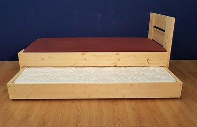 bed BRAM F+A met slaaplade